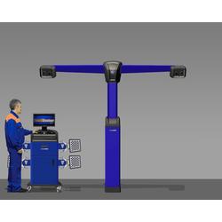Техно Вектор 7 (T 7204 T S) Стенд для сход-развала с технологией 3D Технокар Стенды сход-развал Автосервисное оборудование