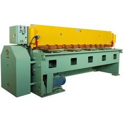 НГ-6,3х2 Установка резки листового и профильного металла Российские фабрики Электромеханические Гильотинные ножницы