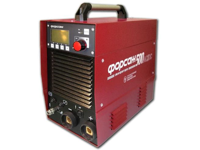 Форсаж-500AC/DC Сварочный аргонодуговой аппарат Форсаж Аргоновая сварка Сварочное оборудование